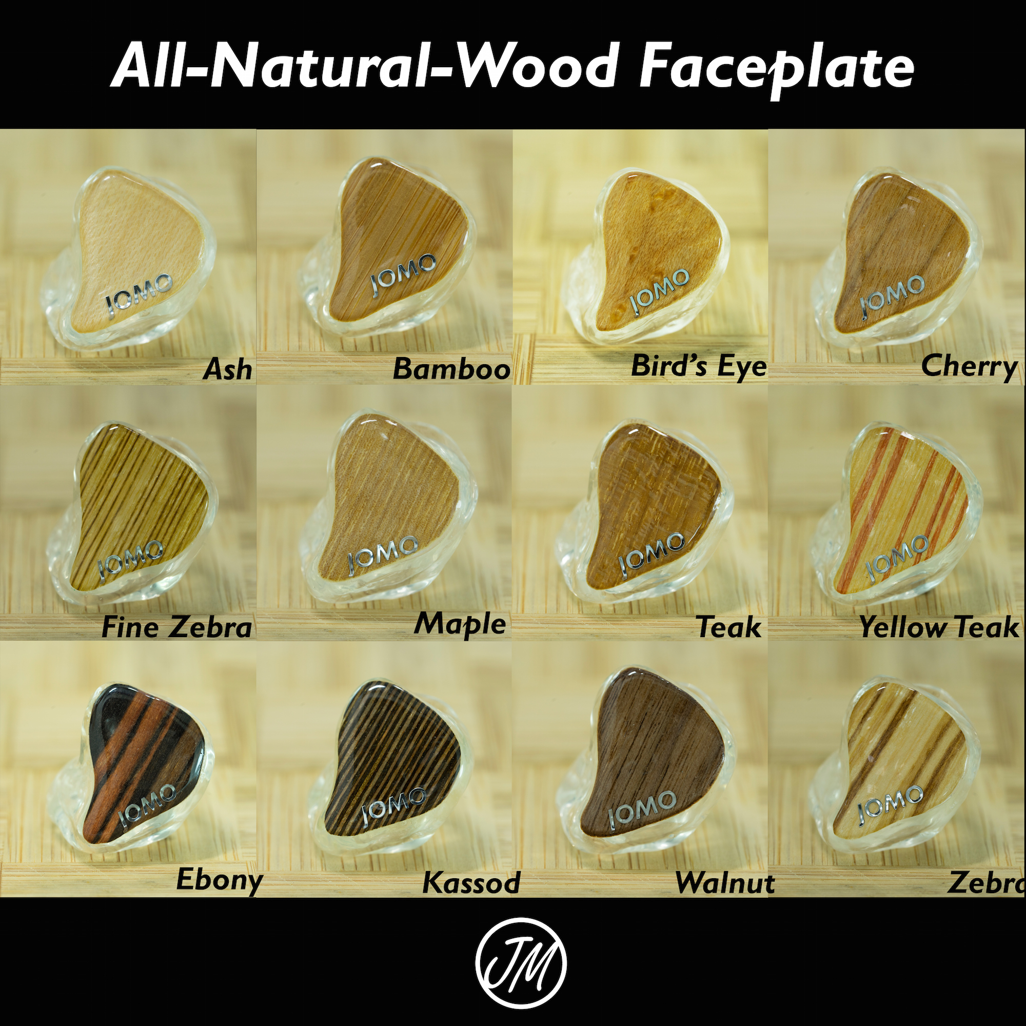 Wood Faceplate 2016